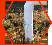 Image Mini Excavation 2000 cheminée de drain